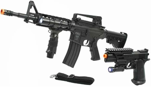 DPMS Panther Arms ON DUTY Airsoft KIT by Cybergun