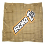 Echo 1 Official Dead Rag, Tan