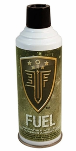 Elite Force Fuel, Green Gas for Airsoft Guns, 8oz Can - GROUND SHIPPING ONLY