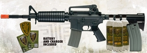 Elite Force M4 Carbine Kit, Black