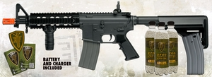 Elite Force M4 CQB Kit, Black