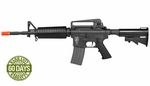 Elite Force M4A1 AEG Airsoft Rifle, Black (Made by ARES)