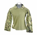 Emerson Gen 3 Combat Shirt by Lancer Tactical, Jungle Digital, Size XS-XL