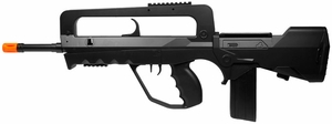 Famas Foreign Legion Black Spring Airsoft Rifle by Cybergun