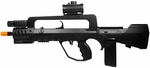 Famas Tactical Black Spring Airsoft Rifle by Cybergun