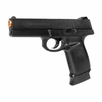 Firepower .40 Co2 Blowback Airsoft Pistol by KWC, Metal Slide