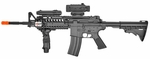 Firepower Full Auto F4-D Electric Airsoft M4 RIS AEG