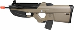 FN Herstal F2000 Airsoft Rifle by G&G, Desert Tan - REFURBISHED
