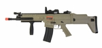 FN Herstal SCAR-L Spring Powered Airsoft Gun, Tan