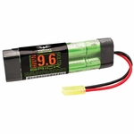 Valken Energy NiMH 9.6v 1600 mAh Brick Battery
