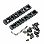 Raptors Airsoft RTQ 20mm Weaver Metal M4/M16 Hand Guard Rail Set