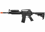 Colt M4A1 RIS Ultra Grade AEG Airsoft Gun by King Arms - REFURBISHED