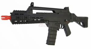 ICS G33 AEG Airsoft Rifle, ICS-233 Black