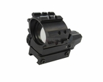 Full Metal Railed Multi-Reticle Red/Green Reflex Sight