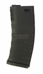 G&G 120R Mid-Cap Magazine for GR16/M4 AEGs, Black