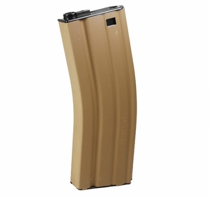 G&G Armament 450 Round Magazine for M4/M16 AEGs, Tan