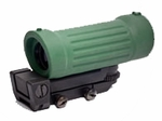 G&G C79 ELCAN Style 4x Magnification Scope, Green