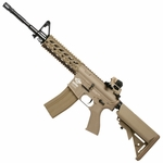 G&G CM16 Raider Combat Machine Long - Tan - REFURBISHED