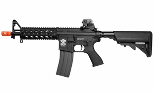 G&G CM16 Raider Combat Machine, Short, Black, High Velocity Version