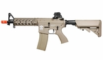 G&G CM16 Raider Combat Machine Short - Tan - REFURBISHED