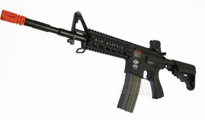 G&G CM16 Raider-L Combat Machine, Black, High Velocity Version