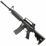 G&G Combat Machine CM16 Carbine, Gas Blowback Airsoft Rifle, Version I - REFURBISHED