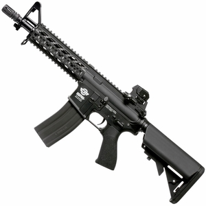 G&G Combat Machine CM16 Raider, Gas Blowback Airsoft Rifle, Version II