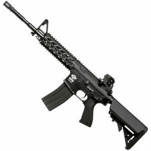G&G Combat Machine CM16 Raider L, Gas Blowback Airsoft Rifle, Version II