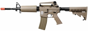 G&G Combat Machine R16 Carbine, Desert Tan M4 AEG