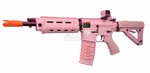 G&G Femme Fatal GR4 FF26 Electric Airsoft Rifle with Blowback (EBB)