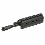 G&G G26 Handguard Set with Laser and Light, Black