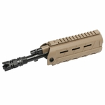 G&G G26 Handguard Set with Laser and Light, Tan