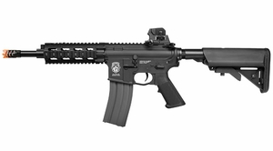 G&G GR16 CQW Rush Blowback AEG Airsoft Rifle