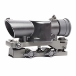 G&G L85 SUSAT Scope, Adjustable Brightness, 4x Magnification