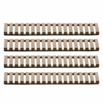 G&G Ladder Rail Covers, Desert Tan