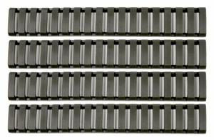 G&G Ladder Rail Covers, OD Green