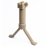 G&G SCAR Bipod Grip, Tan
