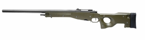 G&G Top Tech G960 Gas Airsoft Sniper Rifle, L96 Style, OD Green