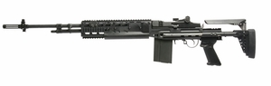G&G Top Tech GR14 HBA Long M14 EBR AEG Airsoft Rifle