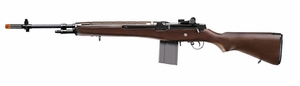G&G Top Tech GR14 Veteran AEG Airsoft Rifle (Wood) M14