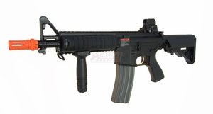 G&G Top Tech Raider, Full Metal RIS M4 AEG Airsoft Gun EBB
