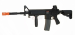 G&G Top Tech Raider L, Full Metal RIS M4 AEG Airsoft Gun EBB
