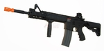 G&G Top Tech Raider XL, Full Metal RIS M4 AEG Airsoft Gun EBB