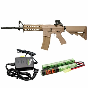 G&G-Valken Energy Combo TR15 Full Metal Raider L AEG, Dust