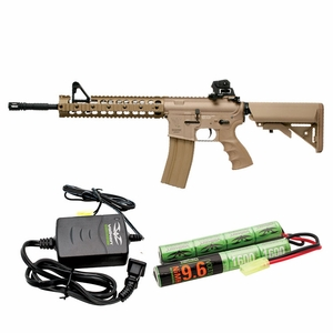 G&G-Valken Energy Combo TR15 Full Metal Raider XL Blowback AEG, Dust