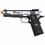 G&G Xtreme 45 CO2 Airsoft Pistol with Blowback, Two Tone, 450 FPS