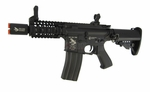 G&P Cracker AEG Full Metal Stubby M4 RIS with Sound Amplifier