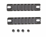 G36C Side Rails by ASG, 2 Pcs.