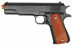 Galaxy G13 Full Metal 1911 Style Airsoft Pistol