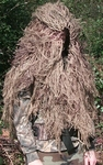 Ghillie Back Pack/Veil 2x3